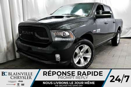 2018 Ram 1500 Crew Cab for Sale  - 80276  - Desmeules Chrysler