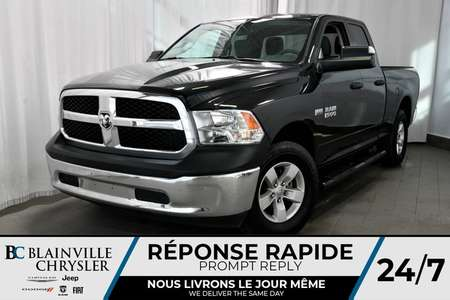2017 Ram 1500 SXT + V8 HEMI + 4X4 + MAGS ++ Quad Cab for Sale  - BC-70427  - Desmeules Chrysler