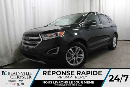 2016 Ford Edge SE + AWD + CAMÉRA RECUL + 2L ECOBOOST for Sale  - BC-P1055  - Desmeules Chrysler