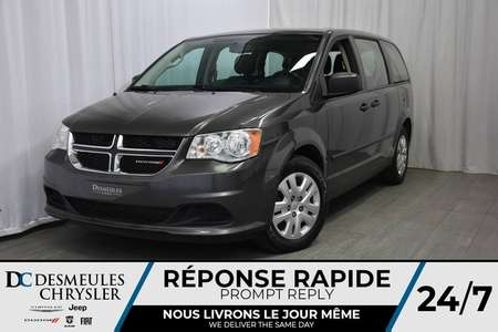 2015 Dodge Grand Caravan * SYSTEME UCONNECT * MODE ECON * STOW N GO for Sale  - DC-A0915  - Blainville Chrysler