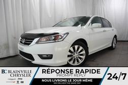 2014 Honda Accord EX-L+CAM RECUL+TOIT+SIÈGES CH  - BC-P1071  - Blainville Chrysler