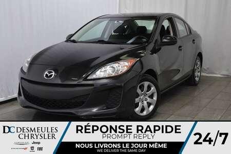 2013 Mazda Mazda3 A/C * MANUELLE * 4 CYL 2L * GROUPE ÉLÉCTRIQUE for Sale  - DC-A0806A  - Blainville Chrysler