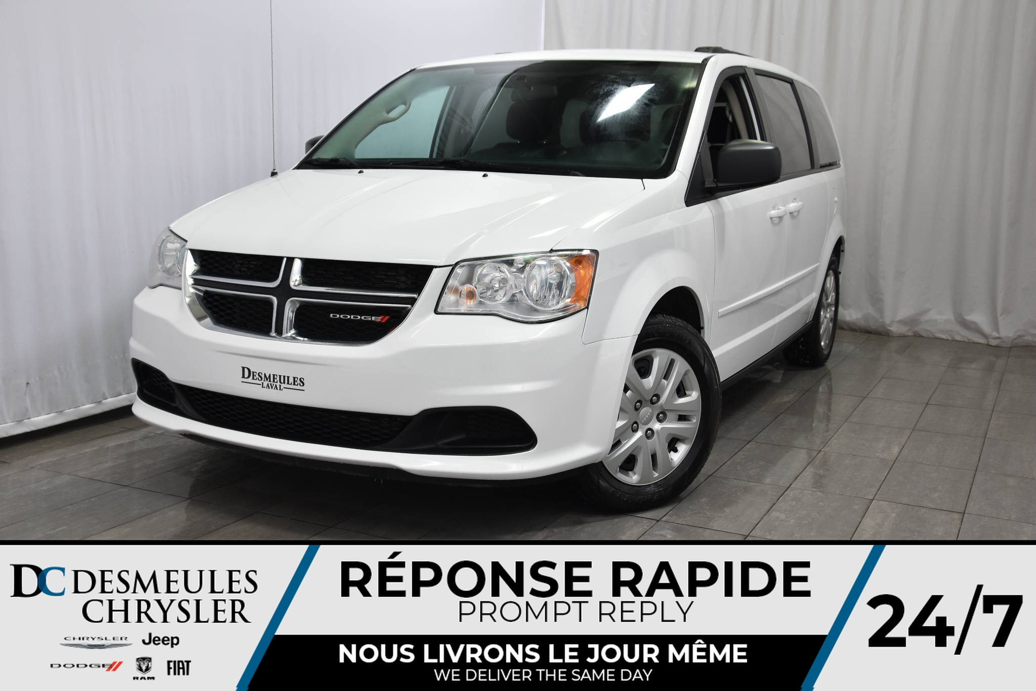 2017 Dodge Grand Caravan  - Desmeules Chrysler