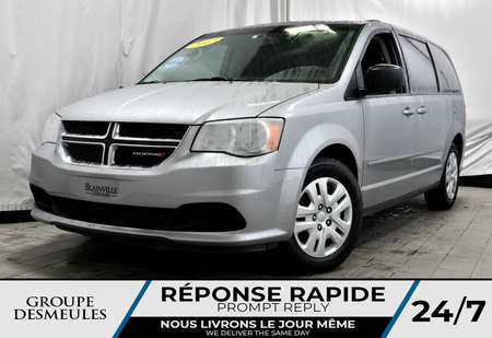 2013 Dodge Grand Caravan SXT + STOW N GO + A/C TRIZONES + BLUETOO for Sale  - BC-P1056  - Blainville Chrysler