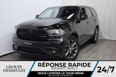 2018 Dodge Durango Caméra Recul * Bluetooth * Démarreur Dis AWD for Sale  - DC-P1098  - Desmeules Chrysler