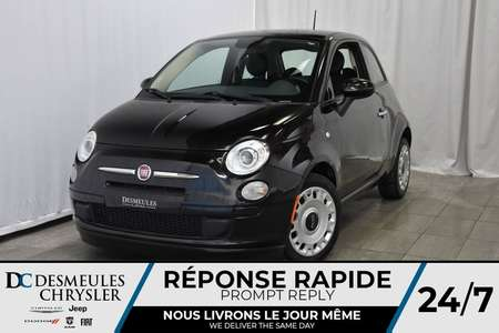 2014 Fiat 500 Manuelle * A/C * 1.4L for Sale  - DC-A0936A  - Desmeules Chrysler