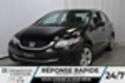 2014 Honda Civic A/C * Bouton ECON * Bluetooth  - A0953  - Blainville Chrysler
