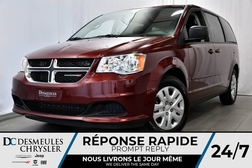 2017 Dodge Grand Caravan SXT  - DC-DE71373  - Blainville Chrysler