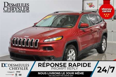 2016 Jeep Cherokee Awd V6 4WD for Sale  - DC-DE60620  - Blainville Chrysler