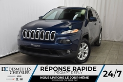 2018 Jeep Cherokee North 4x4*ENSEMBLE REMORQUAGE* UCONNECT*99$/SEM  - DC-DE80068  - Desmeules Chrysler