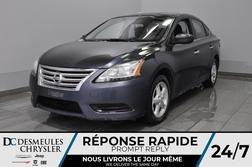 2013 Nissan Sentra S + a/c + bluetooth  - DC-D1850A  - Desmeules Chrysler