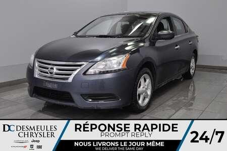 2013 Nissan Sentra S + a/c + bluetooth for Sale  - DC-D1850A  - Blainville Chrysler