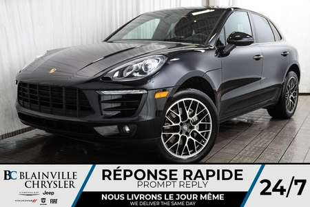 2015 Porsche Macan S * MAGS * BLUETOOTH * TOIT PANO for Sale  - BC-P1386  - Desmeules Chrysler