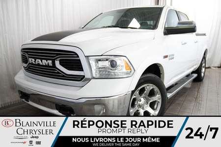 2016 Ram 1500 LARAMIE + MAGS + 4WD + NAVIGATION for Sale  - BC-P1318  - Desmeules Chrysler