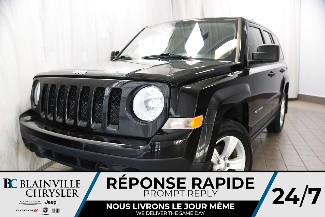 2015 Jeep Patriot  - Desmeules Chrysler