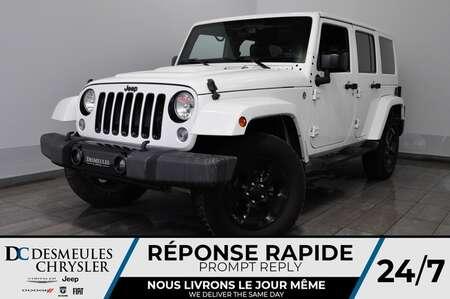 2015 Jeep Wrangler Sahara * NAV * Sièges Chauff * 152$/Semaine for Sale  - DC-90904A  - Desmeules Chrysler