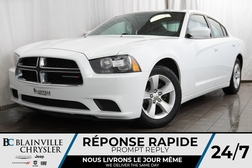 2013 Dodge Charger SE + 3.6L V6 + MAGS + CLIM  BI-ZONE + CRUISE  - BC-90006A  - Blainville Chrysler