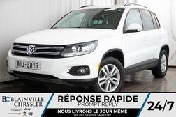 2015 Volkswagen Tiguan TRENDLINE * MAGS * BLUETOOTH * RADIO SATELLITE  - BC-P1388  - Desmeules Chrysler