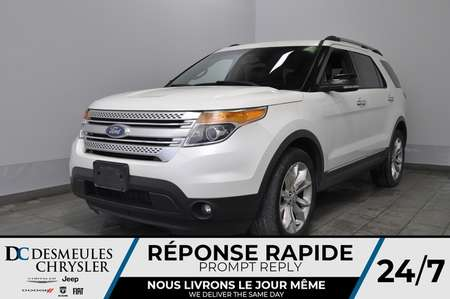 2012 Ford Explorer XLT *Toit ouvr double *Cam de recul *GPS *A/C for Sale  - DC-91037A  - Blainville Chrysler