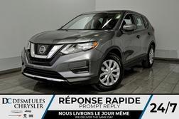 2017 Nissan Rogue S *Sièges Chauffants  *Cam Recul *A/C*  - DC-91023A  - Desmeules Chrysler