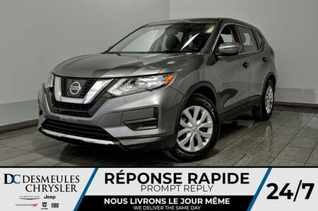 2017 Nissan Rogue S *Sièges Chauffants  *Cam Recul *A/C* for Sale  - DC-91023A  - Desmeules Chrysler
