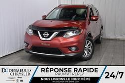 2015 Nissan Rogue SL * Cam 360 * GPS * Toit Ouvr Pano * Bancs Chauff  - DC-A1133  - Desmeules Chrysler