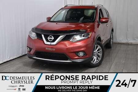 2015 Nissan Rogue S * Toit Ouvr Pano * Bancs Chauff * Cam 360 Dégr for Sale  - DC-A1133  - Desmeules Chrysler