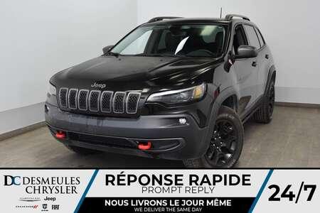 2019 Jeep Cherokee Trailhawk + UCONNECT + NAVIG 116.82$/sem for Sale  - DC-90019  - Desmeules Chrysler