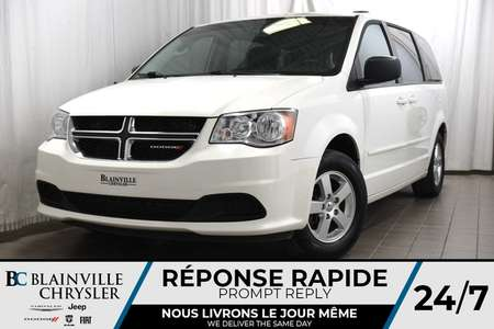 2012 Dodge Grand Caravan 49$/SEM + SE + V6 3.6L + STOW N'GO + RADIO PIONEER for Sale  - BC-P1126A  - Blainville Chrysler