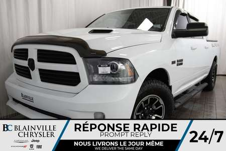 2014 Ram 1500 SPORT + 5.7L HEMI + 4X4 + MAGS + BLUETOOTH for Sale  - BC-90313B  - Blainville Chrysler