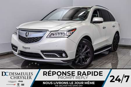 2015 Acura MDX Advance/Entertainment Pkg + BLUETOOTH for Sale  - DC-A1577A  - Desmeules Chrysler