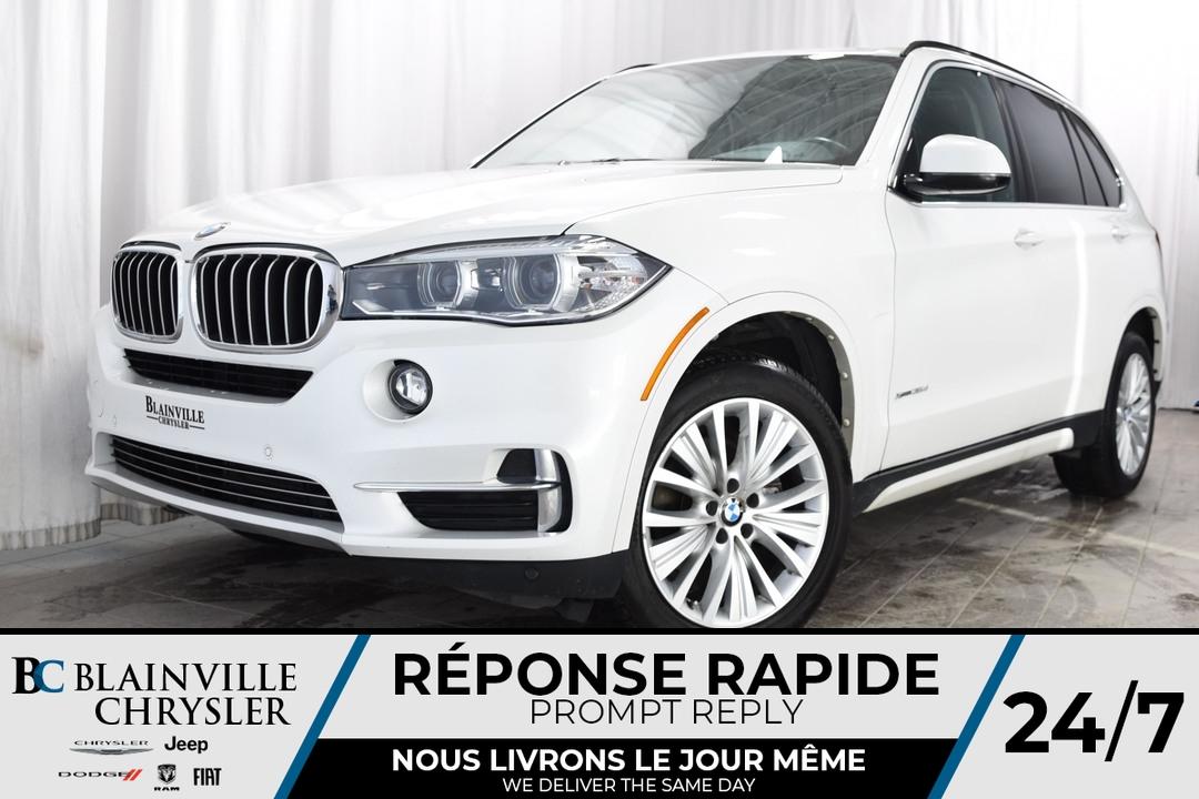 2015 BMW X5  - Desmeules Chrysler