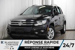 2015 Volkswagen Tiguan 57$/SEM + 4MOTION + SEULEMENT 55980KM + MAGS  - BC-P1194A  - Desmeules Chrysler