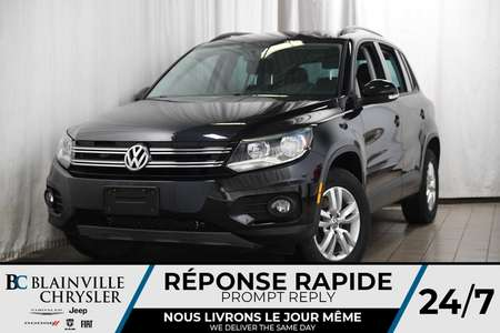 2015 Volkswagen Tiguan 57$/SEM + 4MOTION + SEULEMENT 55980KM + MAGS for Sale  - BC-P1194A  - Desmeules Chrysler