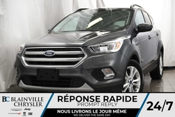 2017 Ford Escape SE+AWD+CAM RECUL+TOIT OUVRANT+BLUETOOTH  - BC-P1171  - Desmeules Chrysler