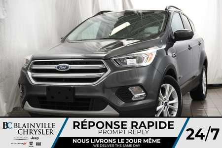 2017 Ford Escape SE+AWD+CAM RECUL+TOIT OUVRANT+BLUETOOTH for Sale  - BC-P1171  - Blainville Chrysler