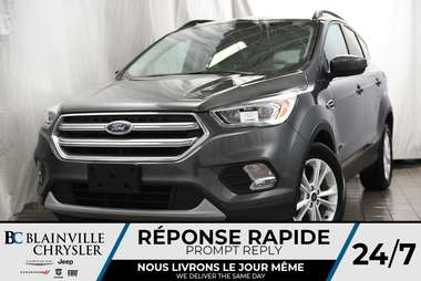 2017 Ford Escape SE+A