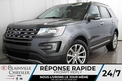 2016 Ford Explorer LIMITED + 4WD + V6 3.5L + MAGS + CUIR + BLUETOOTH  - BC-P1344  - Desmeules Chrysler