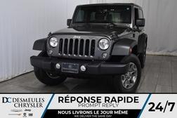2016 Jeep Wrangler Rubicon * GPS * Dem à dist. * A/C  - DC-M1177  - Desmeules Chrysler