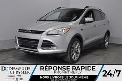 2014 Ford Escape SE + bancs chauff + cam recul + a/c + navig  - DC-D1685  - Desmeules Chrysler
