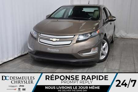 2014 Chevrolet Volt Hybride * Cam. Rec. * Bancs Chauff. * Bout. Start for Sale  - DC-A1049  - Desmeules Chrysler