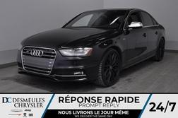 2013 Audi S4 bancs chauff + toit ouv + a/c  - DC-D1683  - Desmeules Chrysler