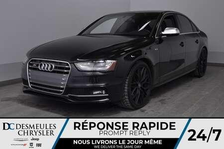 2013 Audi S4 for Sale  - DC-D1683  - Desmeules Chrysler