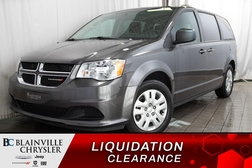 2018 Dodge Grand Caravan SXT * STOW'N'GO * CLIMATISATION BI-ZONE * CRUISE *  - BC-P1375  - Desmeules Chrysler
