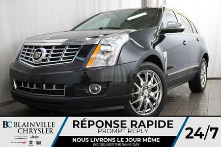 2014 Cadillac SRX PREMIUM COLLECTION + V6 3.6L + AWD + MAGS + CUIR for Sale  - BC-P1312  - Blainville Chrysler