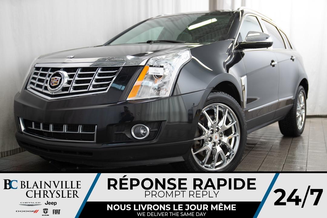 2014 Cadillac SRX  - Desmeules Chrysler