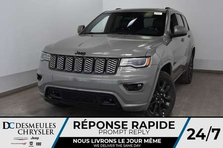 2020 Jeep Grand Cherokee Altitude + WIFI + BLUETOOTH + NAVIG *147$/SEM for Sale  - DC-20020  - Blainville Chrysler