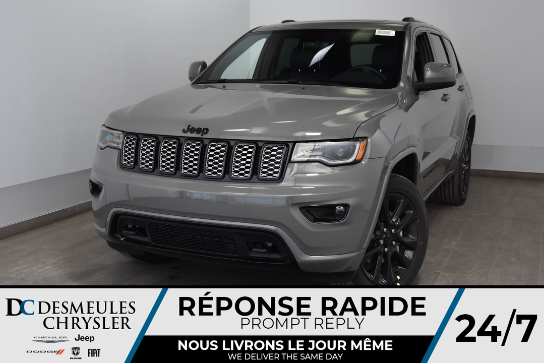 2020 Jeep Grand Cherokee  - Blainville Chrysler