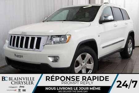 2012 Jeep Grand Cherokee Laredo + NAV + TOIT PANNO + 4X4 + CUIR + for Sale  - BC-90258B  - Desmeules Chrysler