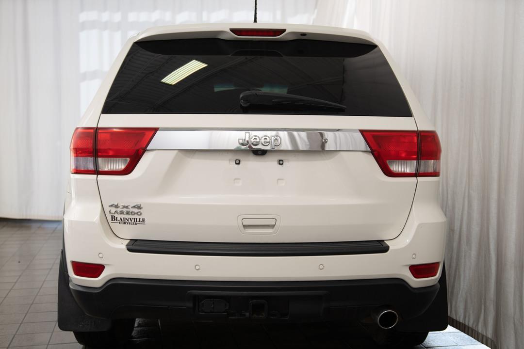 2012 Jeep Grand Cherokee  - Desmeules Chrysler